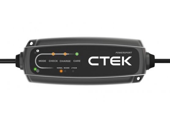 Φορτιστής - Συντηρητής CTEK CT5 POWERSPORT (12V - 2,3A)