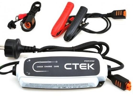 Φορτιστής - Συντηρητής CTEK CT5 START STOP (12V - 3.8A)