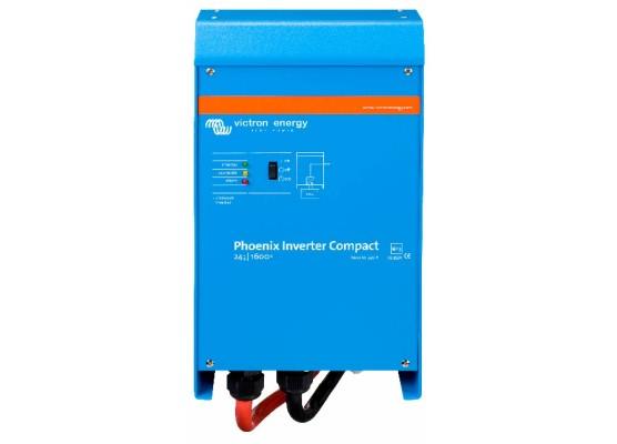 Μετατροπέας - inverter DC-AC καθαρού ημιτόνου Victron Phoenix C 24/1600 VA