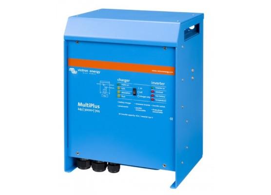 Μετατροπέας - inverter με φορτιστή DC-AC καθαρού ημιτόνου Victron Multiplus 24/3000/70-50