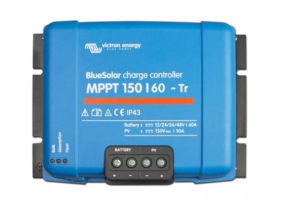Ρυθμιστής φόρτισης φωτοβολταϊκών Victron BlueSolar MPPT 150/60-Tr