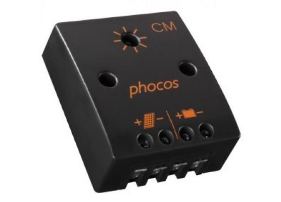 Ρυθμιστής φόρτισης φωτοβολταϊκών Phocos CM-04 PWM 12V-4A