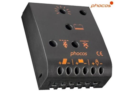 Ρυθμιστής φόρτισης φωτοβολταϊκών Phocos CA-08 PWM 12V-8A