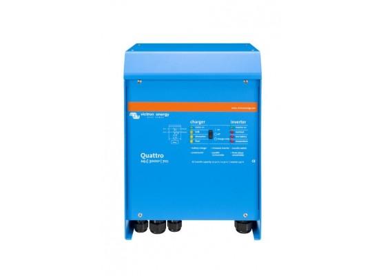 Μετατροπέας - inverter με φορτιστή DC-AC καθαρού ημιτόνου Victron Quattro 24/3000/70-50/50