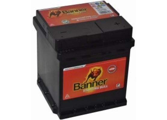 Μπαταρία κλειστού τύπου Banner Power Bull P4208 12V 40Ah (C20) - 390CCA εκκίνησης