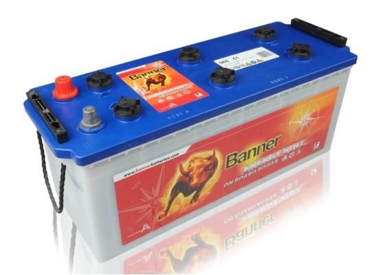 Μπαταρία Solar τεχνολογίας Banner Energy Bull 96051 12V 130Ah (C20)