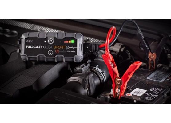 Εκκινητής - Booster Μπαταρίας NOCO GB20