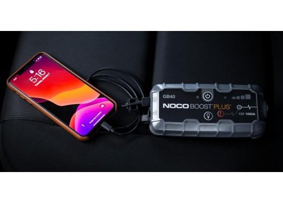 Εκκινητής - Booster Μπαταρίας NOCO GB40