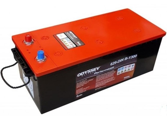 Μπαταρία Odyssey ODP-AGMDINB ( 629-DIN B-1300 ) - 12V 170Ah - 1300CCA