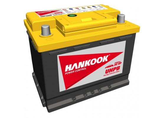 Μπαταρία αυτοκινήτου Hankook Ultra High Performance UMF75B24LS - 12V 55Ah - 500CCA(SAE) εκκίνησης