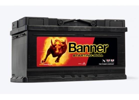 Μπαταρία κλειστού τύπου Banner Starting Bull 58014 12V 80Ah (C20) - 660CCA εκκίνησης