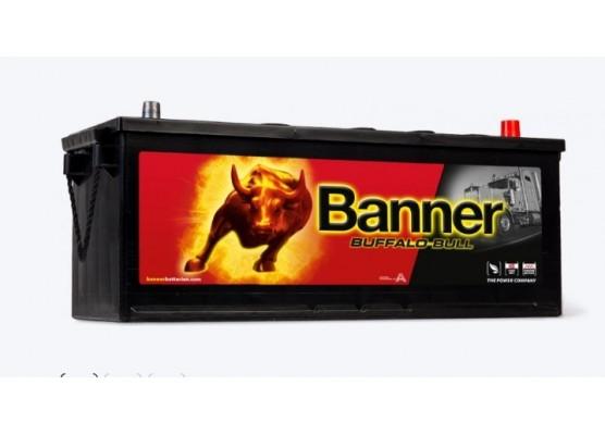 Μπαταρία Banner Buffalo Bull 63211 - 12V 132Ah - 900CCA εκκίνησης