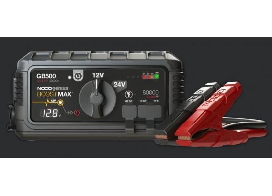 Εκκινητής - Booster Μπαταρίας NOCO GB500