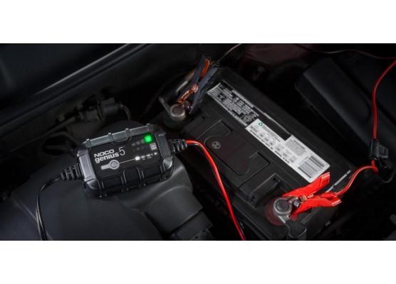Φορτιστής - Συντηρητής NOCO GENIUS 5 6V & 12V 5A