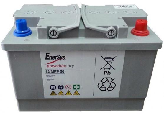 Μπαταρία βαθειάς εκφόρτισης Enersys Powerbloc Gel 12MFP50 12V 65Ah (C20)