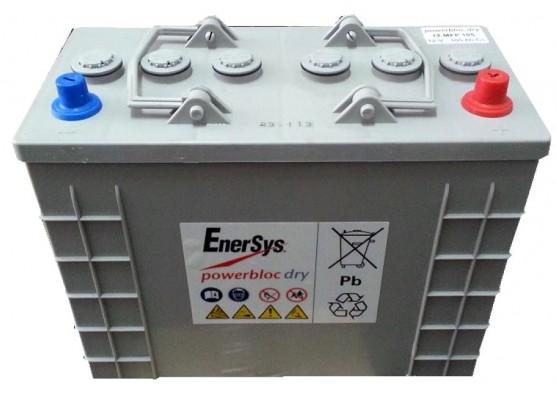 Μπαταρία βαθειάς εκφόρτισης Enersys Powerbloc Gel 12MFP105 12V 129Ah (C20)