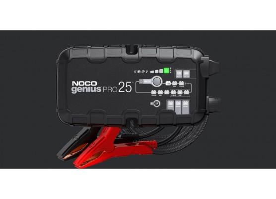 Φορτιστής - Συντηρητής NOCO GENIUS PRO 25 6V & 12V & 24V 25A