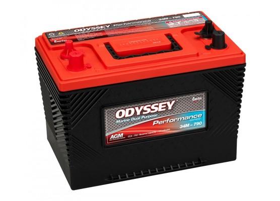 Μπαταρία Odyssey ODP - AGM34M (34M-790) - 12V 62AH  - 800CCA