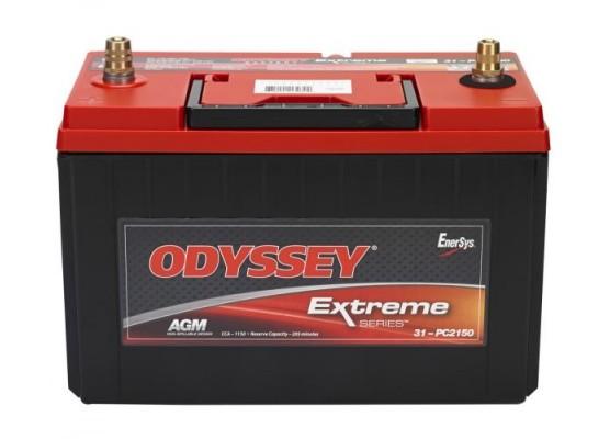 Μπαταρία Odyssey ODX-AGM31A ( 31M-PC2150T ) - 12V 100Ah - 1150CCA