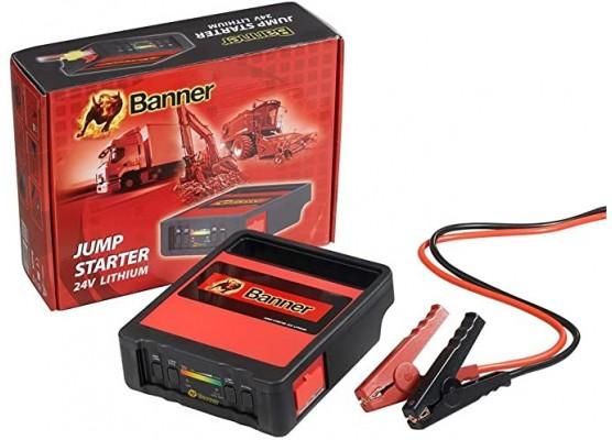 Εκκινητής - booster μπαταριών Banner Jump Starter 24V Lithium