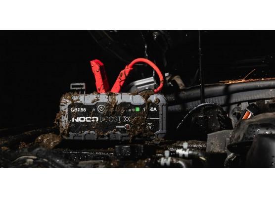 Εκκινητής - Booster Μπαταρίας NOCO GBX55