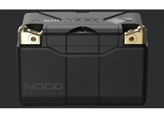 Μπαταρία Noco Lithium Powersport NLP14 12V 4AH 500A
