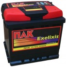 Μπαταρία αυτοκινήτου Πακ Excelixis PB500 - 12V 50 Ah - 450CCA A(EN) εκκίνησης