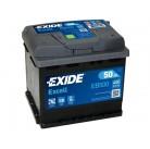 Μπαταρία αυτοκινήτου Exide Excell EB500 - 12V 50Ah - 450 CCA A(EN) εκκίνησης