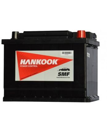Μπαταρία αυτοκινήτου Hankook MF55559 - 12V 55Ah - 480CCA(EN) εκκίνησης