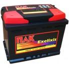Μπαταρία αυτοκινήτου Πακ Excelixis PB620 - 12V 62 Ah - 540CCA A(EN) εκκίνησης