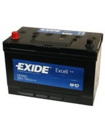 Μπαταρία αυτοκινήτου Exide Excell EB1005 - 12V 100Ah - 720 CCA A(EN) εκκίνησης