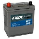 Μπαταρία αυτοκινήτου Exide Premium EA387 - 12V 38 Ah - 300CCA A(EN) εκκίνησης