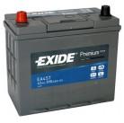 Μπαταρία αυτοκινήτου Exide Premium EA457 - 12V 45 Ah - 390CCA A(EN) εκκίνησης
