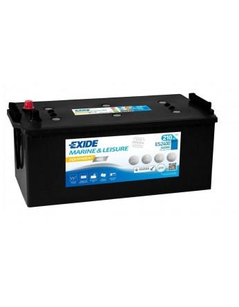 Μπαταρία Exide Equipment Gel ES2400 - 12V 210Ah
