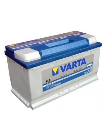 Μπαταρία αυτοκινήτου Varta Blue G3 - 12V 95 Ah - 800CCA A(EN) εκκίνησης