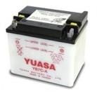 Μπαταρία μοτοσυκλετών YUASA Yumicron YB7C-A - 12V 8 (10HR) - 124 CCA (EN) εκκίνησης