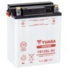 Μπαταρία μοτοσυκλετών YUASA Yumicron YB12AL-A2 - 12V 12 (10HR) - 165 CCA (EN) εκκίνησης