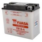 Μπαταρία μοτοσυκλετών YUASA Yumicron YB18-A - 12V 18 (10HR) - 235 CCA (EN) εκκίνησης