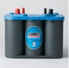 Μπαταρία εκκίνησης Optima Blue top SLI 4.2 12V 50Ah - 815 CCA A(EN) εκκίνησης