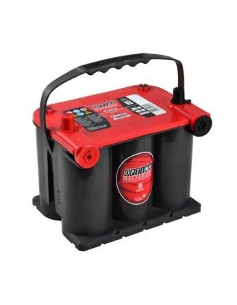 Μπαταρία εκκίνησης Optima Red top RTU 3.7 Optima Red top RTU 3.7 , 12V 44Ah - 730 CCA A(EN) εκκίνησης