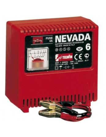 Φορτιστής μπαταριώνTelwin NEVADA 6 - 12V P.N.807021