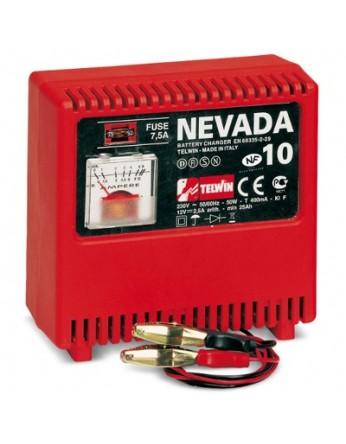 Φορτιστής μπαταριώνTelwin NEVADA 10 - 12V P.N.807022