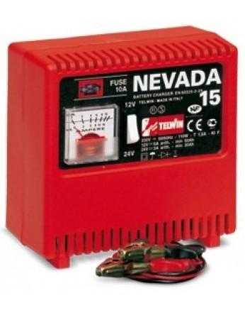 Φορτιστής μπαταριώνTelwin NEVADA 15 - 12V / 24V P.N.807026