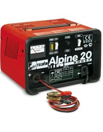 Φορτιστής μπαταριών Telwin ALPINE 20 BOOST - 12V / 24V P.N. 807546