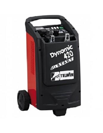 Φορτιστής - Εκκινητής Telwin DYNAMIC 420 START P.N. 829382