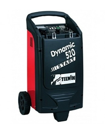 Φορτιστής - Εκκινητής Telwin DYNAMIC 520 START P.N. 829383