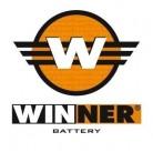 Μπαταρία βαθιάς εκφόρτισης Winner Solar W100-30 - 12V 100Ah (C20)