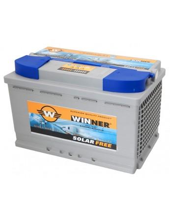Μπαταρία Winner Solarfree WF90 - 12V 90Ah (C100)