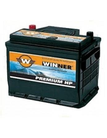 Μπαταρία αυτοκινήτου Winner Premium HP 54418 - 12V 44Ah - 390CCA(EN) εκκίνησης