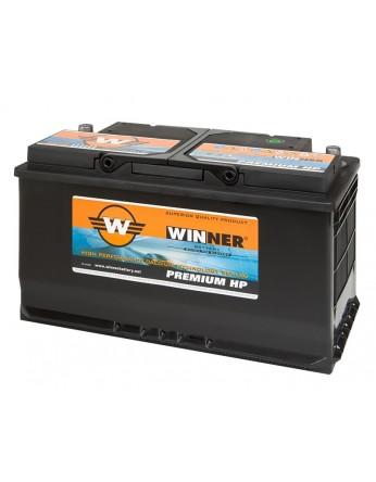 Μπαταρία αυτοκινήτου Winner Premium HP 60044 - 12V 100Ah - 850CCA(EN) εκκίνησης